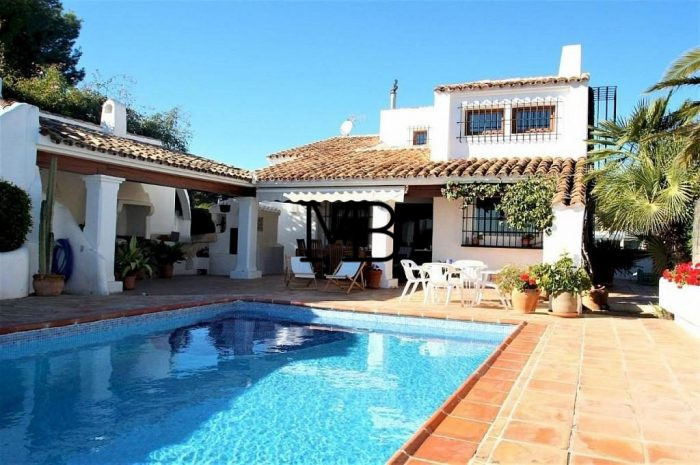 Ref:V00660DM-DOMUSMORAIRA Villa For Sale in Moraira,Moraira