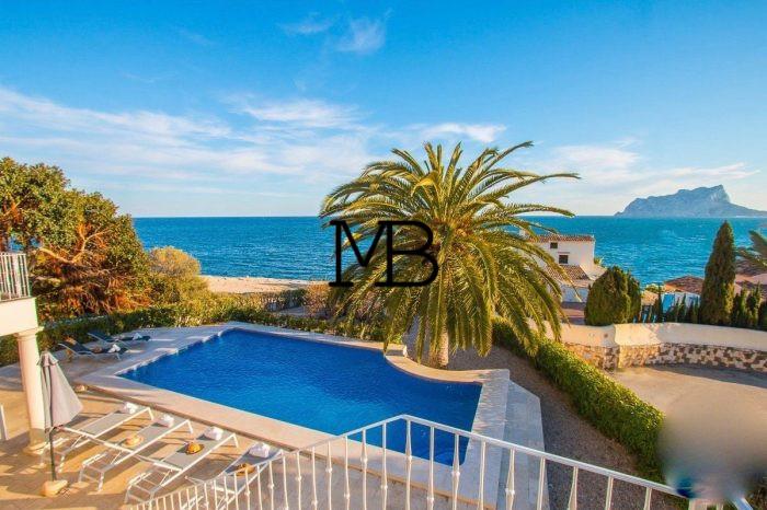 Ref:V00662DM-DOMUSMORAIRA Villa For Sale in Benissa