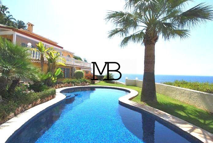 Ref:V00664DM-DOMUSMORAIRA Villa For Sale in Benissa
