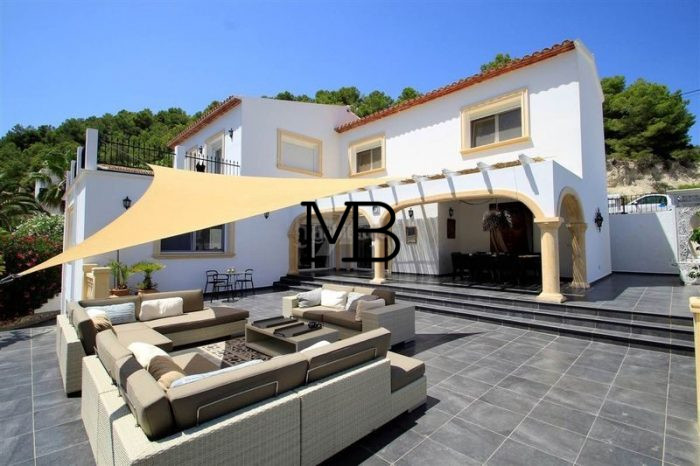 Ref:V00665DM-DOMUSMORAIRA Villa For Sale in Benissa