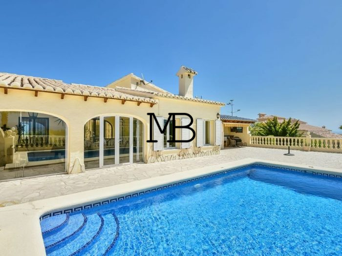 Ref:V00669DM-DOMUSMORAIRA Villa For Sale in Benitachell