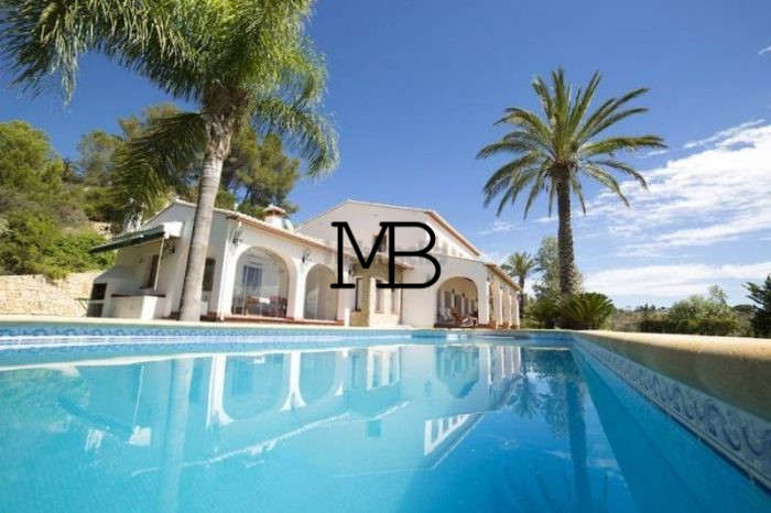 Ref:V00673DM-DOMUSMORAIRA Villa For Sale in Benissa