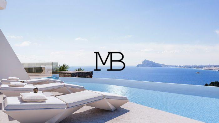 Ref:V00674DM-DOMUSMORAIRA Villa For Sale in Calpe