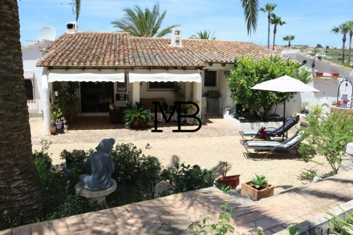 Ref:V00677DM-DOMUSMORAIRA Villa For Sale in Benitachell