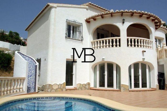 Ref:V00682DM-DOMUSMORAIRA Villa For Sale in cumbre del sol