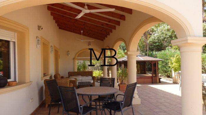 Ref:V00688DM-DOMUSMORAIRA Villa For Sale in Javea