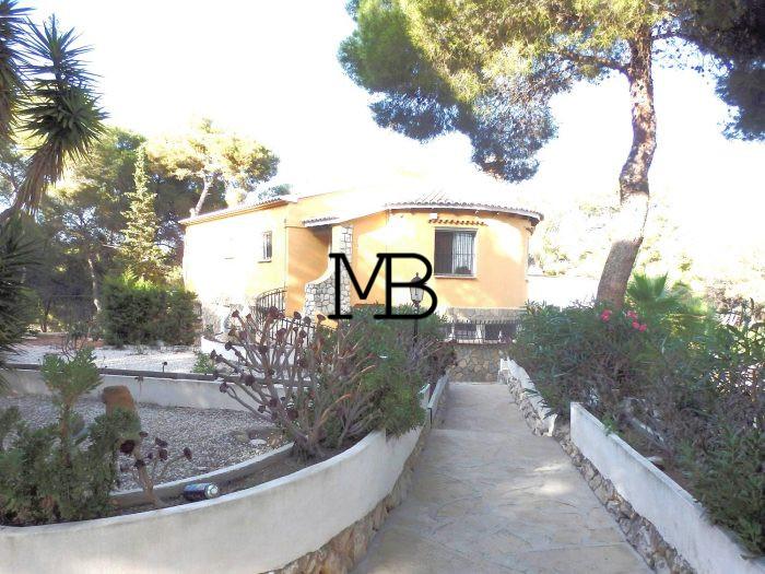 Ref:V00689DM-DOMUSMORAIRA Villa For Sale in Benissa