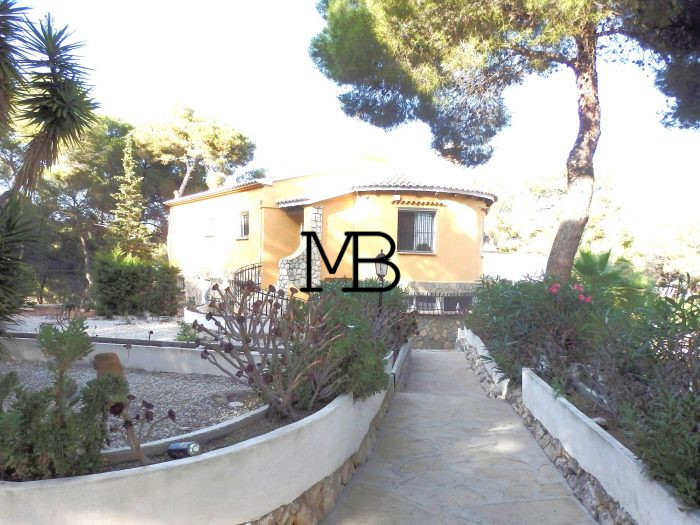 Ref:V00689DM-DOMUSMORAIRA Villa For Sale in Benissa