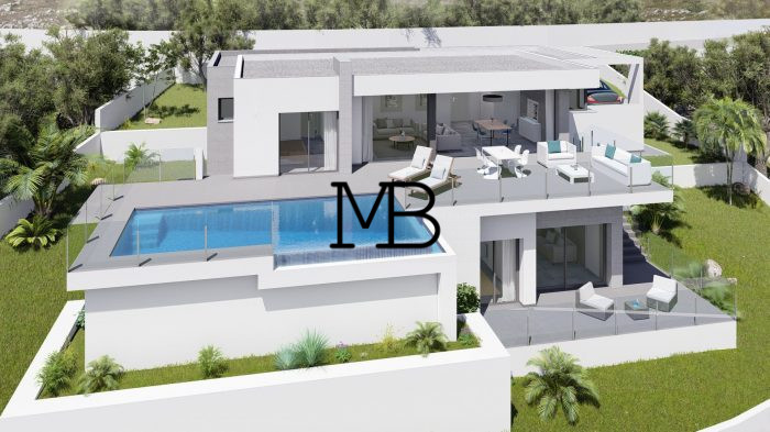 Ref:V00691DM-DOMUSMORAIRA Villa For Sale in Benitachell
