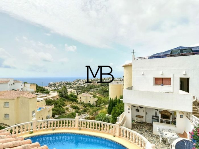 Ref:V00695DM-DOMUSMORAIRA Villa For Sale in Benitachell