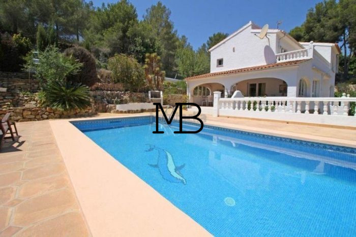 Ref:V00699DM-DOMUSMORAIRA Villa For Sale in Benissa