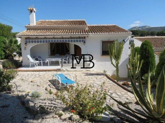 Ref:V00700DM-DOMUSMORAIRA Villa For Sale in Moraira,Moraira