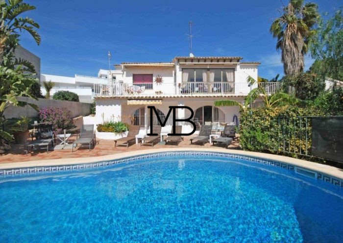 Ref:V00703DM-DOMUSMORAIRA Villa For Sale in Moraira,Moraira