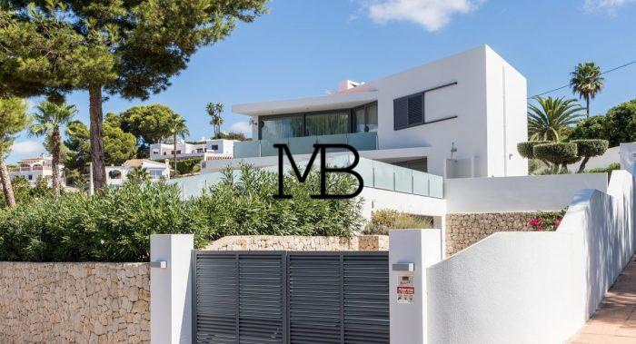 Ref:V00711DM-DOMUSMORAIRA Villa For Sale in Moraira,Moraira