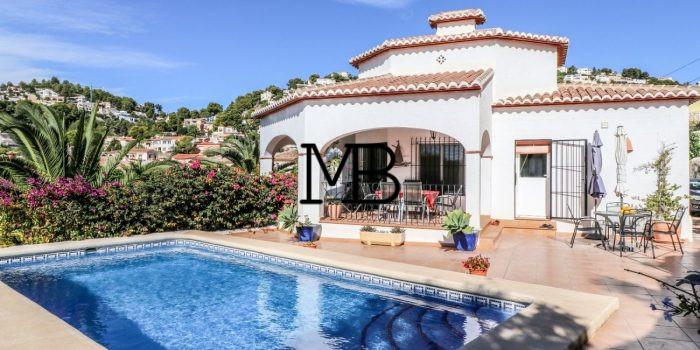 Ref:V00714DM-DOMUSMORAIRA Villa For Sale in Benissa