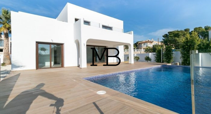 Ref:V00715DM-DOMUSMORAIRA Villa For Sale in Benissa