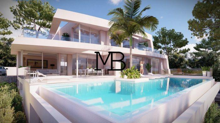 Ref:V00716DM-DOMUSMORAIRA Villa For Sale in Benissa