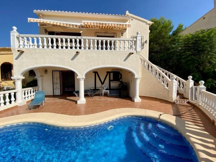 Ref:V00717DM-DOMUSMORAIRA Villa For Sale in Benitachell