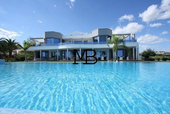 Ref:V00721DM-DOMUSMORAIRA Villa For Sale in Moraira