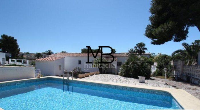 Ref:V00725DM-DOMUSMORAIRA Villa For Sale in Javea