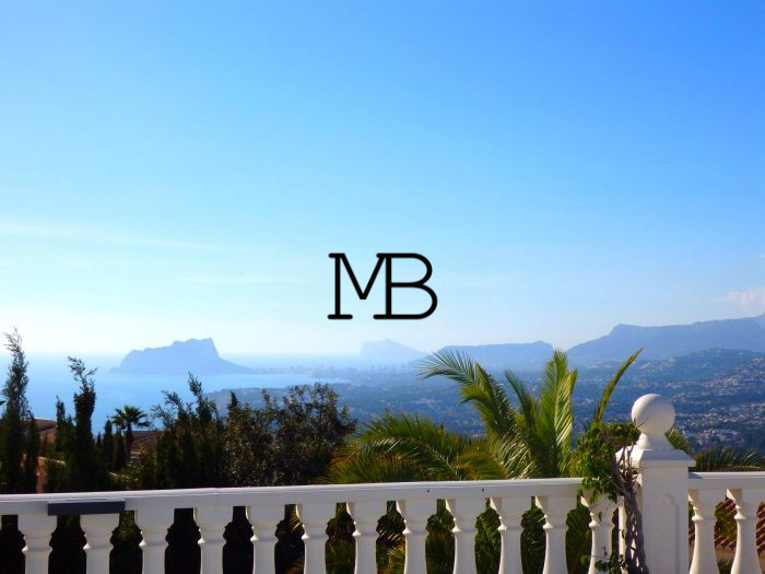 Ref:V00731DM-DOMUSMORAIRA Villa For Sale in Benitachell