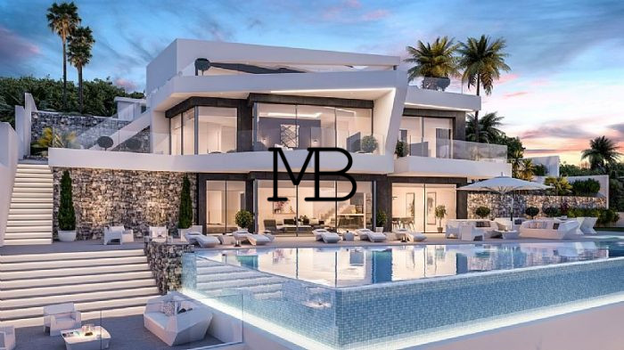 Ref:V00736DM-DOMUSMORAIRA Villa For Sale in Benissa