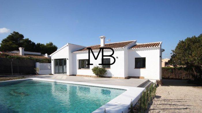 Ref:V00738DM-DOMUSMORAIRA Villa For Sale in Javea