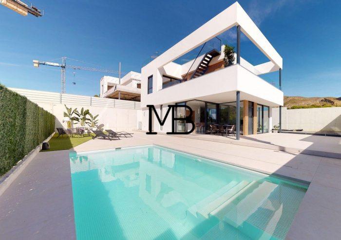 Ref:V00741DM-DOMUSMORAIRA Villa For Sale in Benidorm