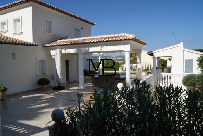 Ref:V00157DM-DOMUSMORAIRA Villa For Sale in Javea-Xabia