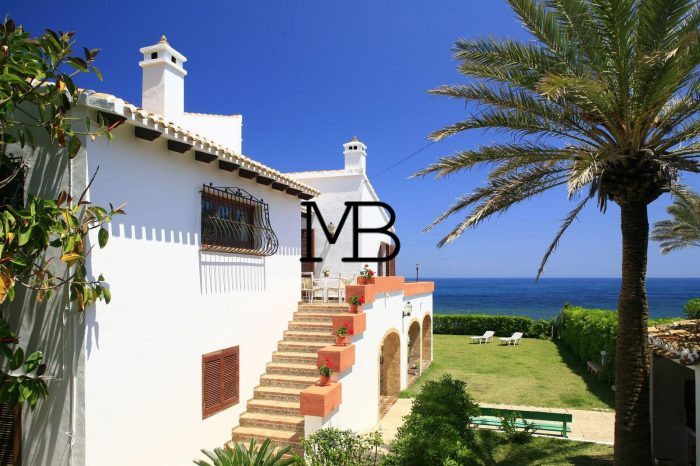 Ref:V00297DM-DOMUSMORAIRA Villa For Sale in Javea Espagne
