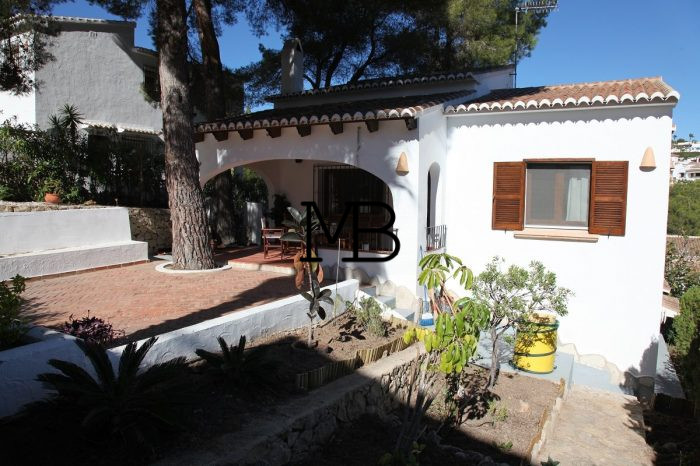 Ref:V00283DM-DOMUSMORAIRA Villa For Sale in Moraira