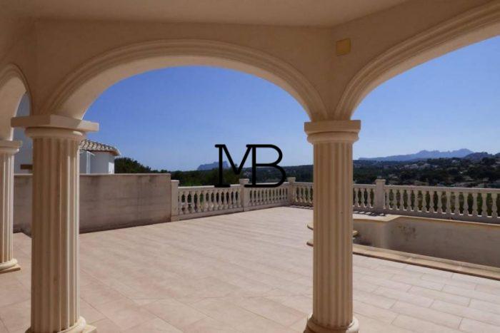 Ref:V00027DM-DOMUSMORAIRA Villa For Sale in Moraira