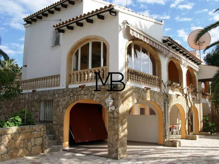 Ref:V00042DM-DOMUSMORAIRA Villa For Sale in Moraira