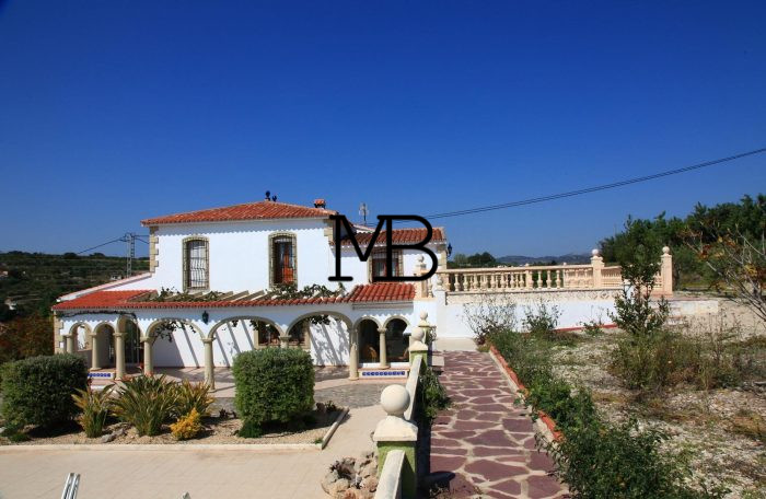 Ref:V00317DM-DOMUSMORAIRA Villa For Sale in Teulada