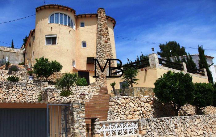 Ref:V00346DM-DOMUSMORAIRA Villa For Sale in Benissa