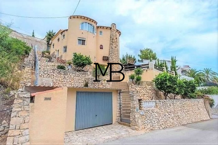 Ref:V00346DM-DOMUSMORAIRA Villa For Sale in Benissa