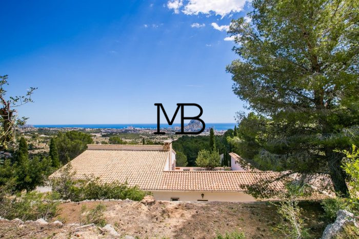 Ref:T00531DM-DOMUSMORAIRA Constructible For Sale in Calpe