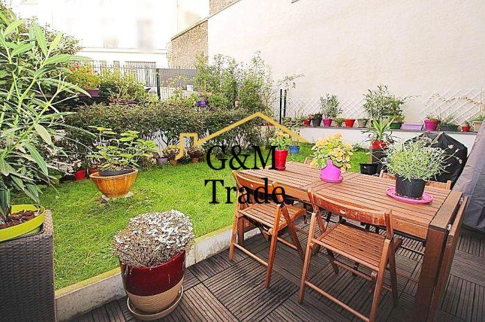 PARIS XI Terrasse et Jardin - G&M Trade Immobilier, Vincennes
