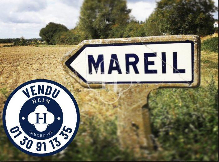 VenteTerrainMAREIL-SUR-MAULDRE78124YvelinesFRANCE