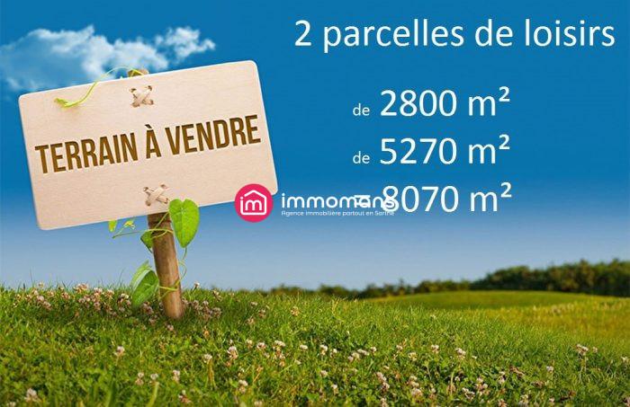 VenteTerrainLA FONTAINE-SAINT-MARTIN72330SartheFRANCE