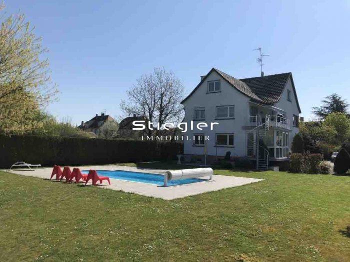 Belle Maison Bi Famille Avec Piscine Stiegler Immobilier