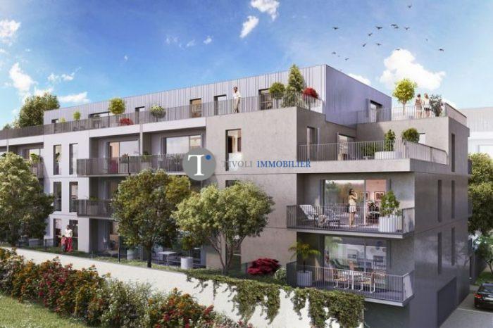 T4 Bordeaux 91 m²