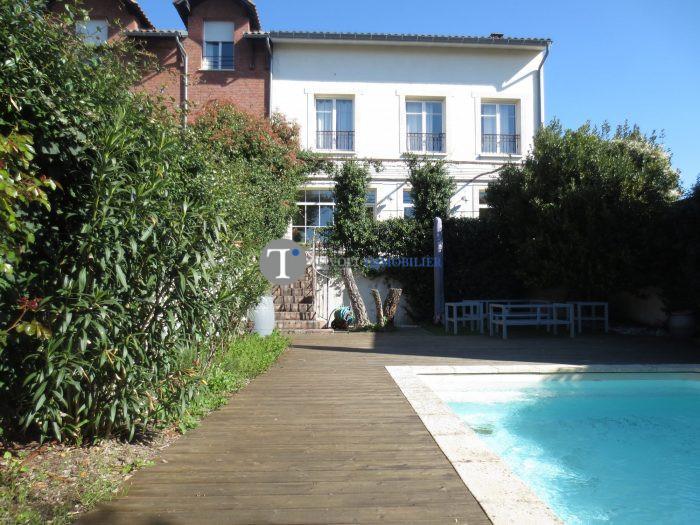 Maison bourgeoise Bordeaux 260 m²