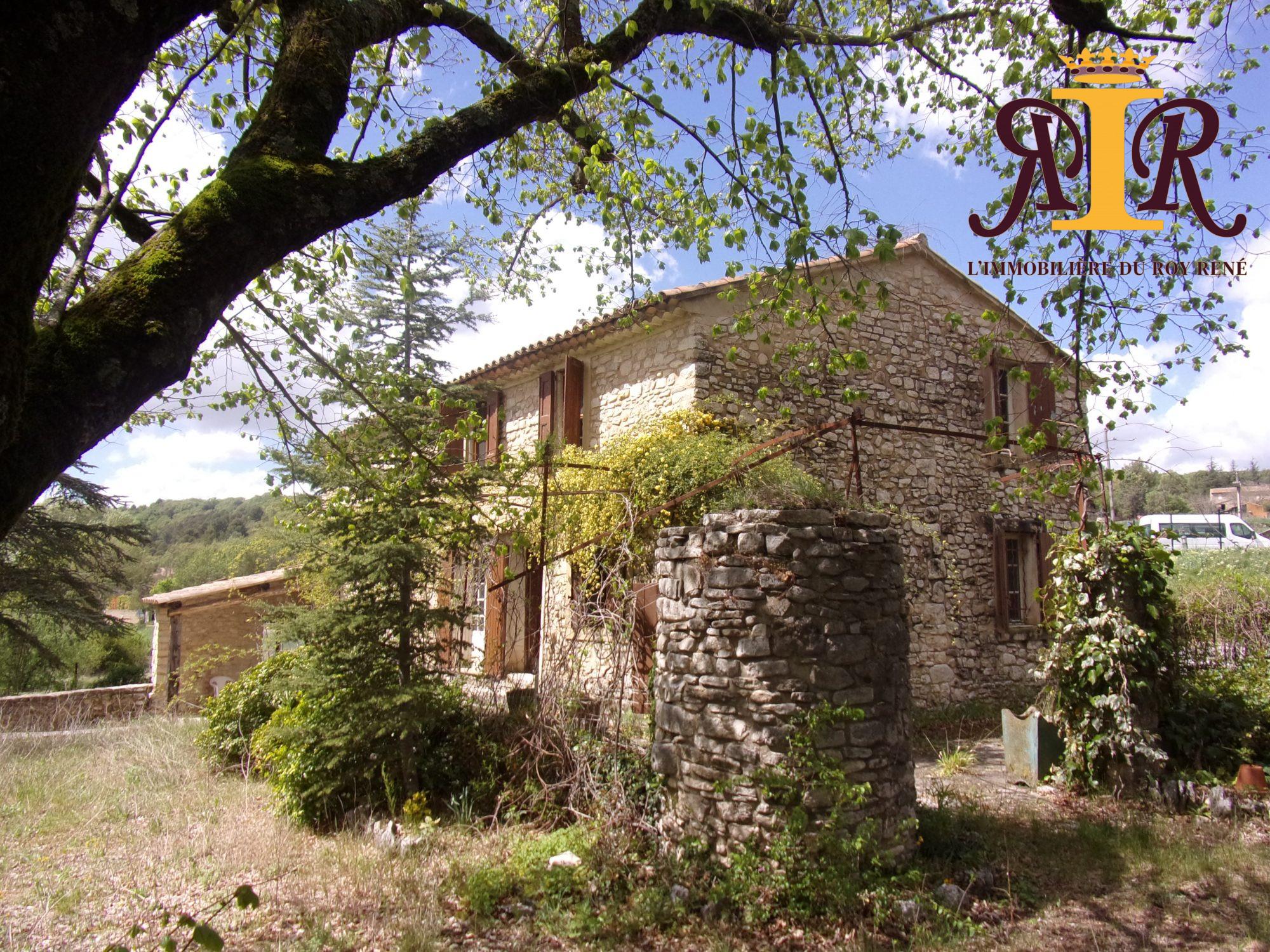 Maison A Renover Italie maison ancienne saignon 163 m²