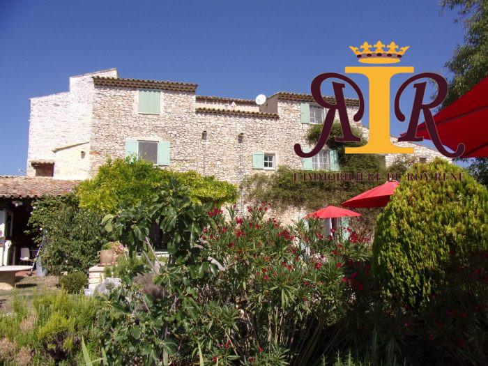 VenteMaison/VillaSIMIANE-LA-ROTONDE04150Alpes de Haute ProvenceFRANCE
