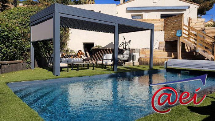 VenteMaison/VillaLA SEYNE-SUR-MER83500VarFRANCE