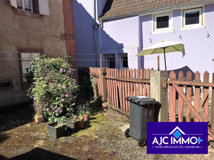 Immeuble 2 appartements cour ingwiller ajc immo strasbourg - Cuisine ingwiller ...