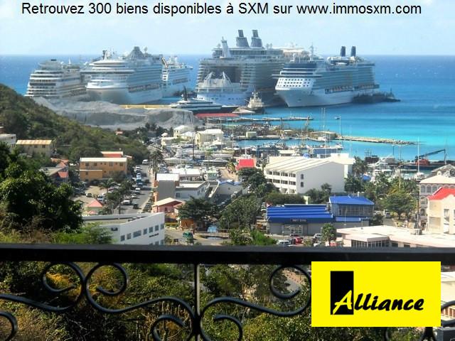 vente appartement 3 pièces Saint-Martin 97150