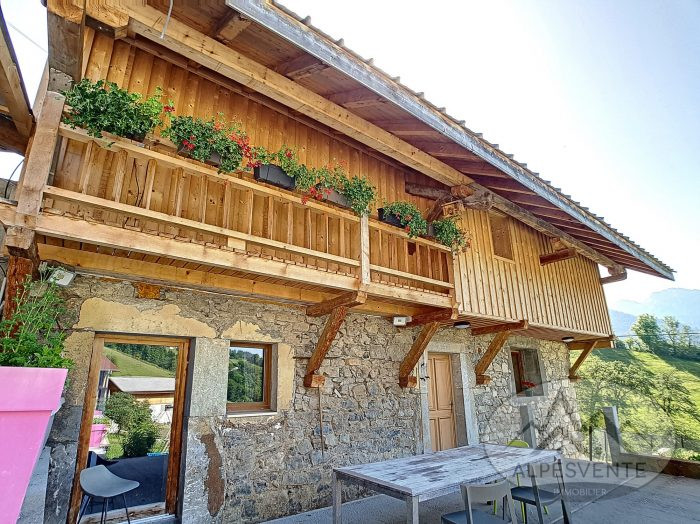 For Sale Spacious Farm Renovated In Vailly