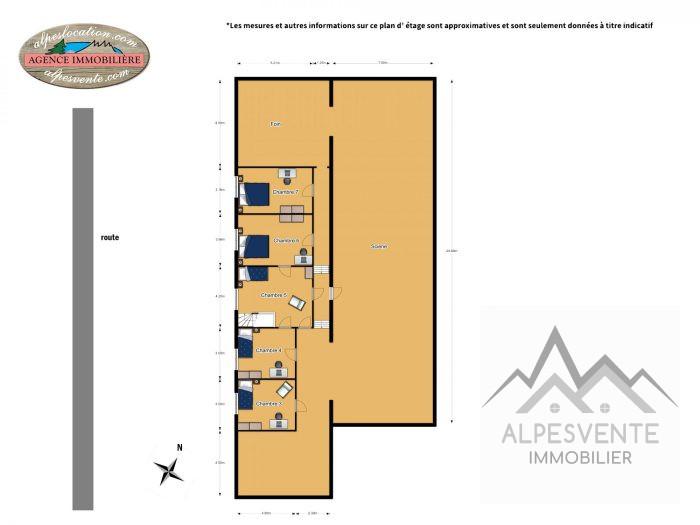 VenteMaison/VillaLE BIOT74430Haute SavoieFRANCE